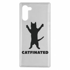 Etui na Samsung Note 10 Catfinated