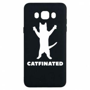Etui na Samsung J7 2016 Catfinated