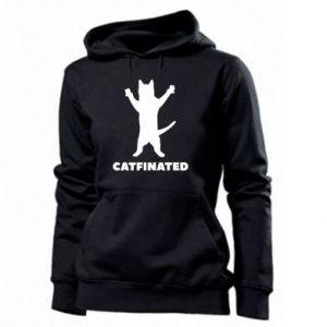 Damska bluza Catfinated - PrintSalon