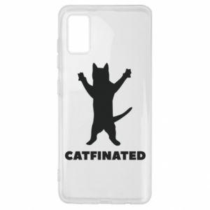 Etui na Samsung A41 Catfinated
