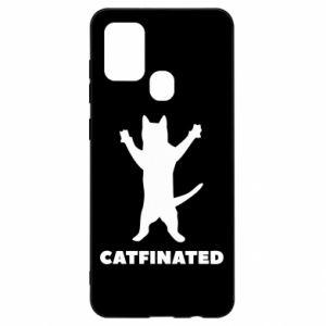 Etui na Samsung A21s Catfinated