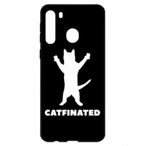 Etui na Samsung A21 Catfinated