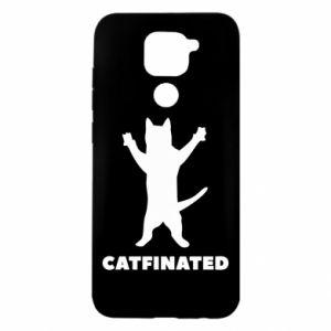 Etui na Xiaomi Redmi Note 9/Redmi 10X Catfinated