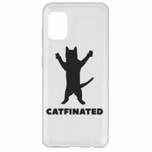 Etui na Samsung A31 Catfinated