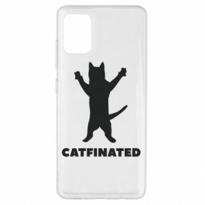 Etui na Samsung A51 Catfinated