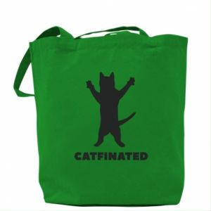 Torba Catfinated - PrintSalon