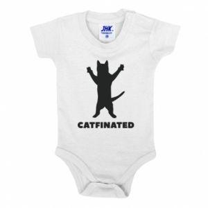 Body dla dzieci Catfinated - PrintSalon