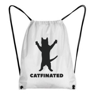Plecak-worek Catfinated - PrintSalon