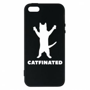 Phone case for iPhone 5/5S/SE Catfinated