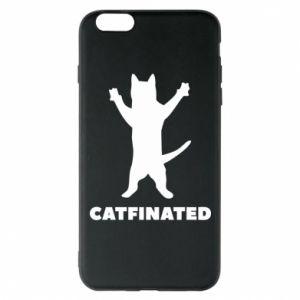 Etui na iPhone 6 Plus/6S Plus Catfinated - PrintSalon