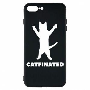 Etui na iPhone 7 Plus Catfinated - PrintSalon