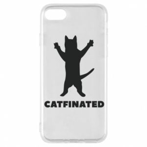 Phone case for iPhone 8 Catfinated