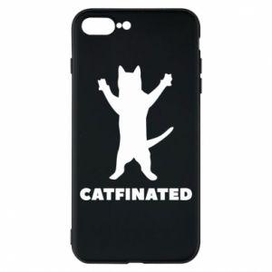 Etui na iPhone 8 Plus Catfinated - PrintSalon