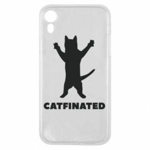 Etui na iPhone XR Catfinated