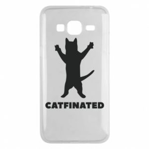 Phone case for Samsung J3 2016 Catfinated
