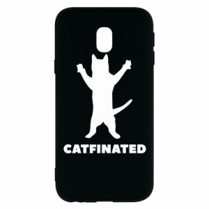 Phone case for Samsung J3 2017 Catfinated