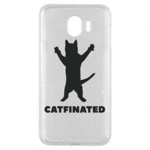 Phone case for Samsung J4 Catfinated