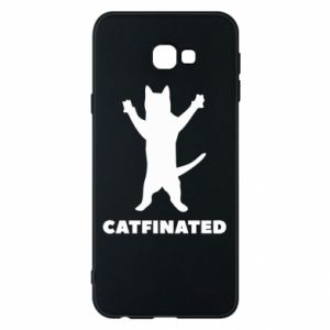 Phone case for Samsung J4 Plus 2018 Catfinated