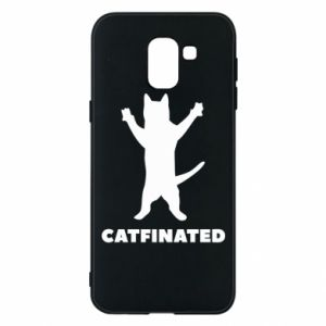 Phone case for Samsung J6 Catfinated