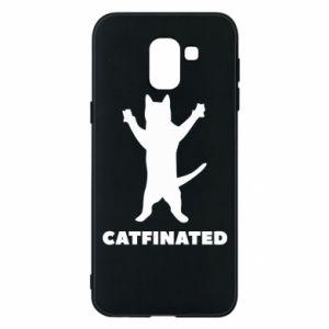 Etui na Samsung J6 Catfinated