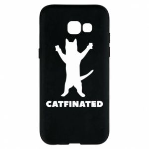 Phone case for Samsung A5 2017 Catfinated