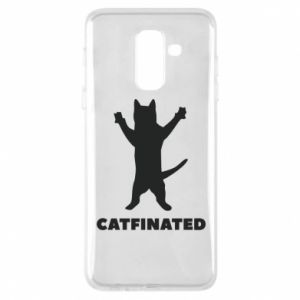 Phone case for Samsung A6+ 2018 Catfinated