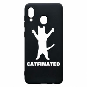 Phone case for Samsung A30 Catfinated