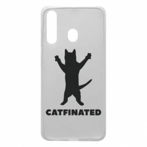 Phone case for Samsung A60 Catfinated