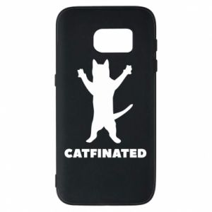 Phone case for Samsung S7 Catfinated