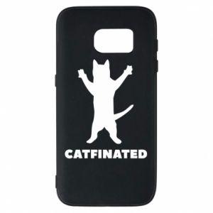 Etui na Samsung S7 Catfinated