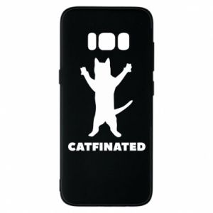 Phone case for Samsung S8 Catfinated