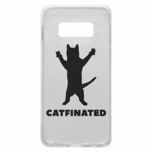Phone case for Samsung S10e Catfinated