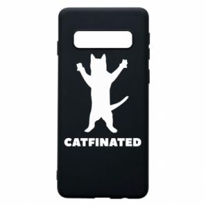 Phone case for Samsung S10 Catfinated
