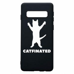 Etui na Samsung S10 Catfinated