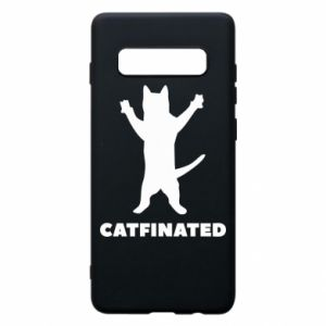 Phone case for Samsung S10+ Catfinated