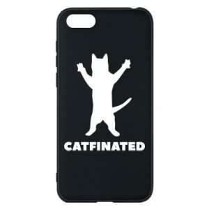 Phone case for Huawei Y5 2018 Catfinated