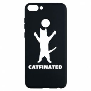 Phone case for Huawei P Smart Catfinated