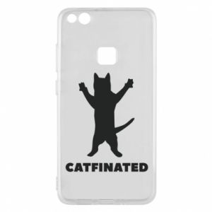 Phone case for Huawei P10 Lite Catfinated