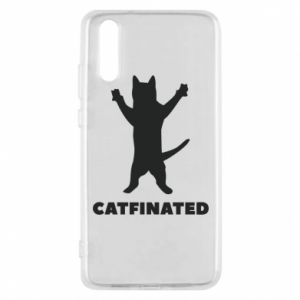 Phone case for Huawei P20 Catfinated