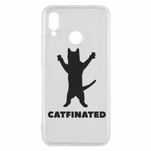 Phone case for Huawei P20 Lite Catfinated