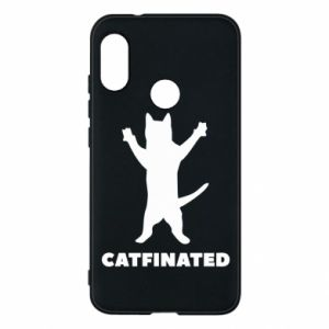 Phone case for Mi A2 Lite Catfinated