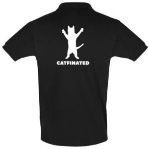 Koszulka Polo Catfinated