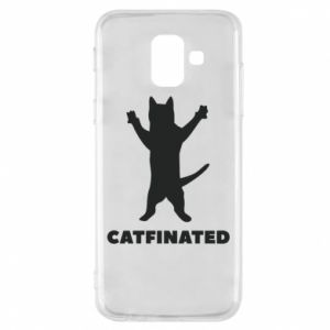 Phone case for Samsung A6 2018 Catfinated