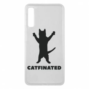 Phone case for Samsung A7 2018 Catfinated