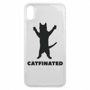 Phone case for iPhone Xs Max Catfinated