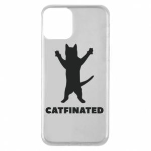 Phone case for iPhone 11 Catfinated