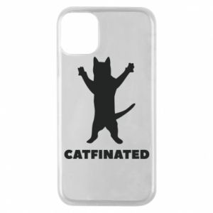 Phone case for iPhone 11 Pro Catfinated