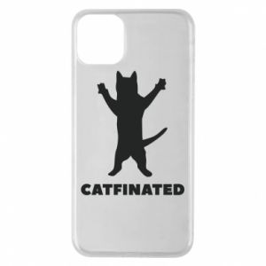 Phone case for iPhone 11 Pro Max Catfinated