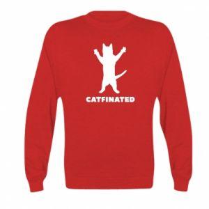 Bluza dziecięca Catfinated