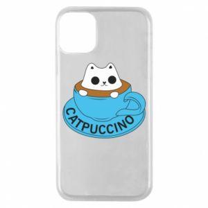 Etui na iPhone 11 Pro Catpuccino
